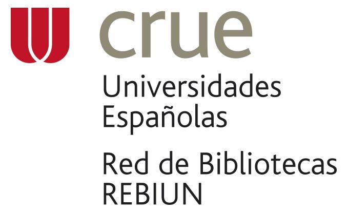 Logo REBIUN CRUE